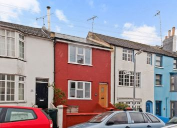 Thumbnail 3 bed terraced house for sale in Hanover Terrace, Hanover, Brighton