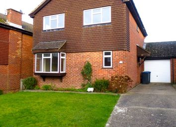 Thumbnail 4 bed detached house to rent in Bourg - De - Peage Avenue, East Grinstead, West Sussex