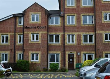 Thumbnail 2 bed flat for sale in Maxime Court, Swansea