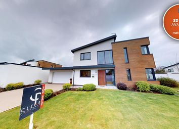 Thumbnail 4 bedroom detached house for sale in Holland Park, Exeter