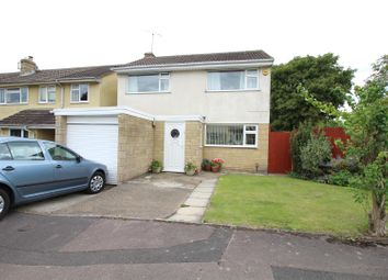 Thumbnail 3 bed detached house for sale in Oakbrook Drive, The Reddings, Cheltenham