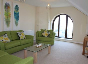 Thumbnail 2 bed flat to rent in Y Lanfa, Aberystwyth