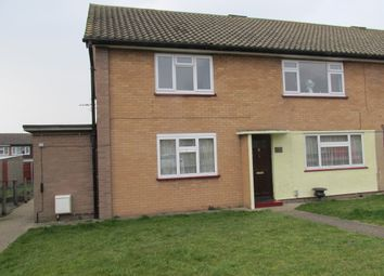 Thumbnail 2 bed maisonette for sale in Fyfield Road, South Hornchurch, Essex
