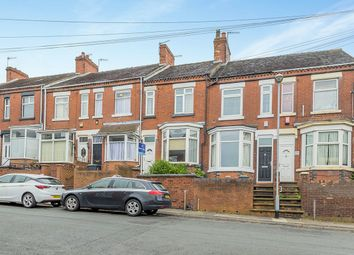 Thumbnail 2 bedroom terraced house for sale in Broomhill Street, Tunstall, Stoke-On-Trent