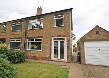 Thumbnail 3 bedroom semi-detached house for sale in Inglemire Lane, Hull