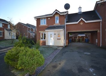 Thumbnail 3 bedroom link-detached house to rent in Foxfold Close, Worsley, Manchester