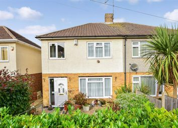 Thumbnail 3 bed semi-detached house for sale in Crestway, Chatham, Kent
