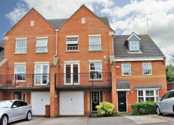 Thumbnail 4 bed town house for sale in Villa Way, Wootton, Northampton