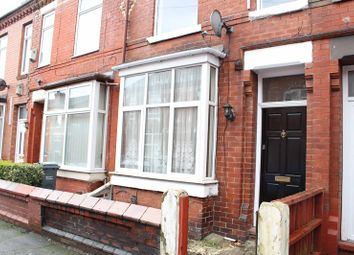 Thumbnail 2 bedroom terraced house for sale in Longford Street, Manchester