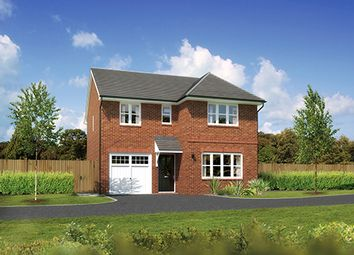 "Thumbnail 4 bed detached house for sale in ""Dukeswood"" At Close Lane, Alsager, Stoke-On-Trent ST7, Alsager,"