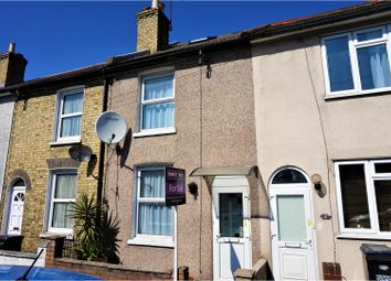 Thumbnail 3 bedroom terraced house for sale in Theobald Road, Croydon