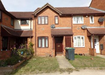 Thumbnail 2 bed terraced house for sale in Deep Spinney, Biddenham, Bedford, Bedfordshire
