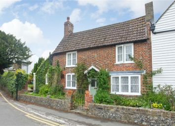 Thumbnail 1 bed cottage for sale in Common Lane, River, Dover