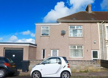 Thumbnail 2 bedroom terraced house for sale in Rodney Avenue, Kingswood, Bristol