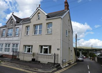Thumbnail 4 bed semi-detached house for sale in Gwilym Road, Cwmllynfell, Swansea