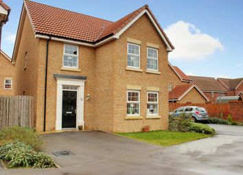 Thumbnail 3 bed detached house for sale in Medforth Street, Market Weighton, York