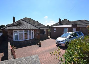 Thumbnail 2 bed detached bungalow for sale in Sherford Crescent, Sherford, Plymouth