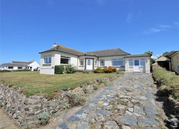 Thumbnail 3 bed detached bungalow for sale in Marine Drive, Widemouth Bay, Bude, Cornwall