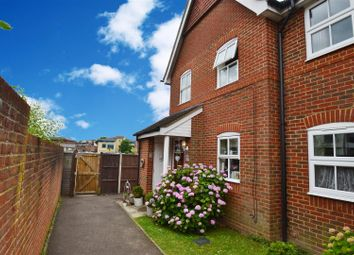 Thumbnail 3 bed terraced house for sale in Regents Mews, Horley
