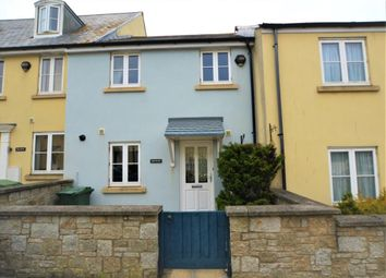 Thumbnail 3 bed terraced house for sale in Madison Close, Hayle, Cornwall