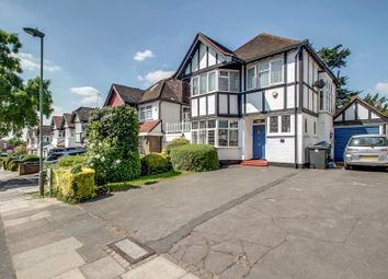 Thumbnail 4 bed detached house for sale in Vaughan Avenue, Hendon