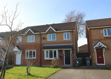 Thumbnail 3 bed semi-detached house for sale in St. Margarets Close, Ingol