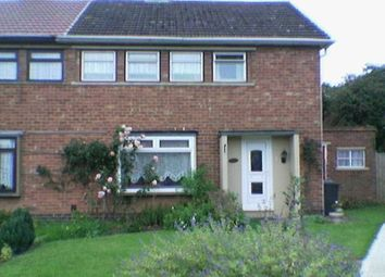 Thumbnail 3 bed semi-detached house to rent in 3 Bedroom Furnished Semi Detached House, Quarry Close, Rugby