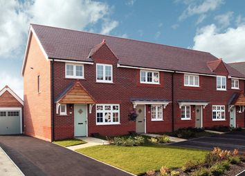 Thumbnail 2 bed terraced house for sale in Moorland Reach, Exeter Road, Newton Abbot, Devon