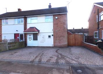 Thumbnail 3 bed semi-detached house for sale in Knights Avenue, Clapham, Bedford, Bedfordshire