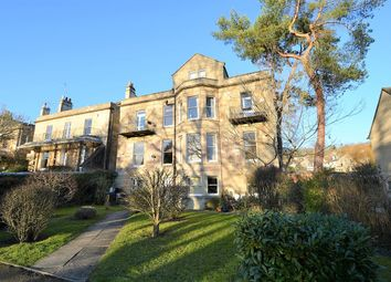 Thumbnail 2 bed flat to rent in Weston Road, Bath