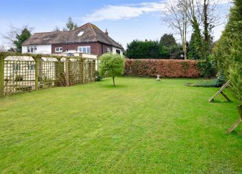 Thumbnail 3 bed semi-detached house for sale in Warmlake Road, Sutton Valence, Maidstone, Kent