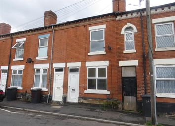 Thumbnail 2 bedroom terraced house for sale in Hastings Street, New Normanton, Derby