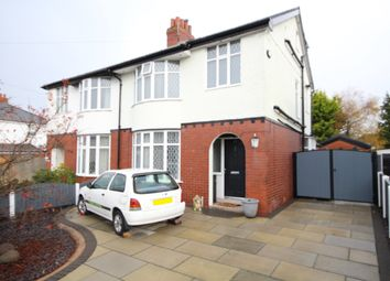 Thumbnail 4 bed semi-detached house for sale in Chesmere Drive, Penwortham, Preston