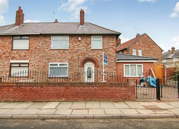 Thumbnail 3 bed semi-detached house for sale in Ferguson Road, West Derby, Liverpool