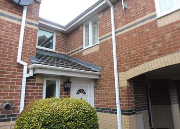 Thumbnail 3 bedroom terraced house for sale in Blackthorn Court, Soham, Ely