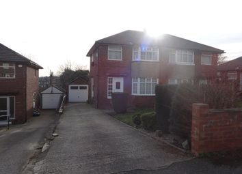 Thumbnail 3 bed semi-detached house to rent in Hyrst Garth, Batley