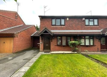Thumbnail 2 bed property to rent in Farm Close, Cannock