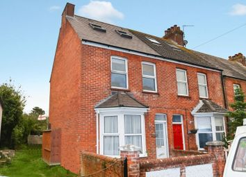 Thumbnail 3 bed terraced house for sale in Kings Road, Weymouth