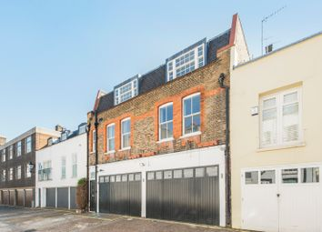 Thumbnail 3 bed mews house for sale in Marylebone Mews, Marylebone Village, London