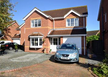 4 bed detached house for sale in Honeysuckle Court, Cleethorpes DN35