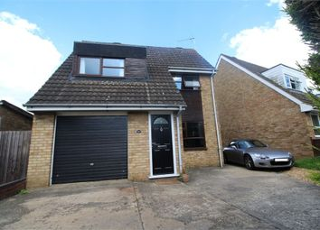 Thumbnail 3 bed detached house for sale in Annesley Road, Newport Pagnell, Buckinghamshire