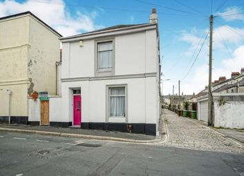 Thumbnail 3 bed end terrace house for sale in Stonehouse, Plymouth, Devon