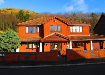 Thumbnail 4 bed detached house for sale in 2 Brombil Gardens, Margam, Port Talbot