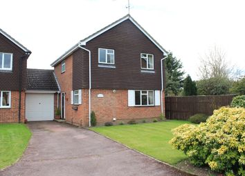 Thumbnail 3 bed link-detached house to rent in Springfield Park, Holyport, Maidenhead