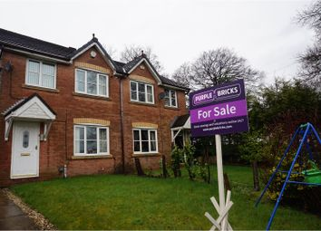 Thumbnail 3 bed semi-detached house for sale in Heatherleigh Gardens, Blackburn