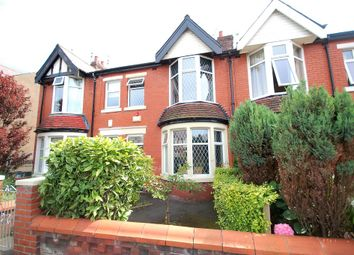 Thumbnail 3 bed terraced house for sale in Gorse Road, Blackpool