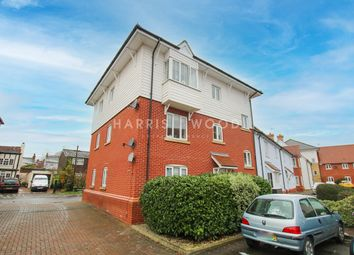 Thumbnail 2 bed flat to rent in Marsh Crescent, Rowhedge, Colchester