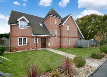 Thumbnail 5 bedroom detached house for sale in Caigers Green, Burridge, Southampton