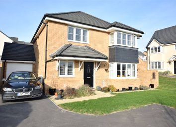 Thumbnail 4 bedroom detached house for sale in Pomarine Close, Bude