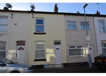 Thumbnail 1 bed terraced house to rent in Menai Street, Wirral